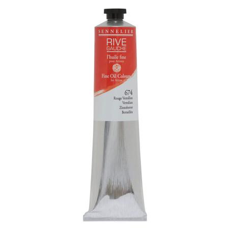 SENN HUILE FINE 200ML 674 RGE VERMILLON - RIVE GAUCHE
