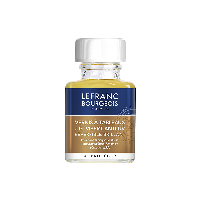 LB VERNIS J.G. VIBERT ANTI-UV 75ML