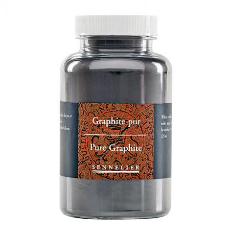 Pigment Graphite pur Sennelier