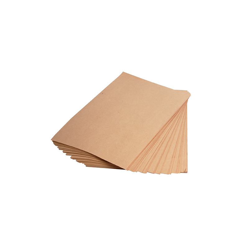 Papier kraft brun 160g Clairefontaine