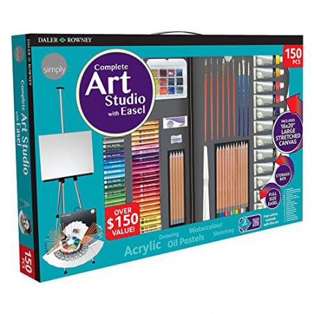 Coffret dessin Simply Set Artist 150 pièces