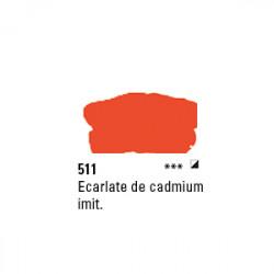SYS3 ACRYL 150ML CADM SCARLET HUE 511