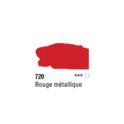 SYS3 ACRYL 150ML METALLIC RED 720
