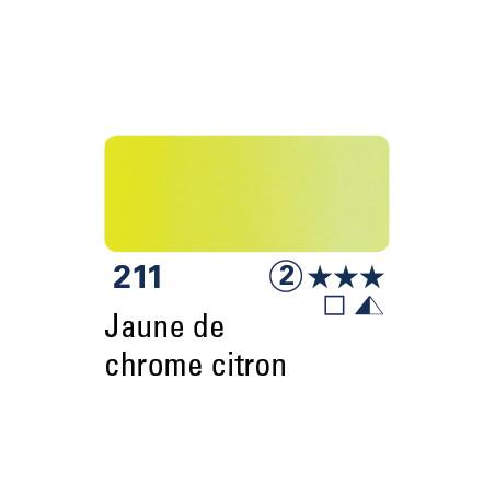 SCHMINCKE DEMI-GODET JAUNE DE  CHROME CITRON S2