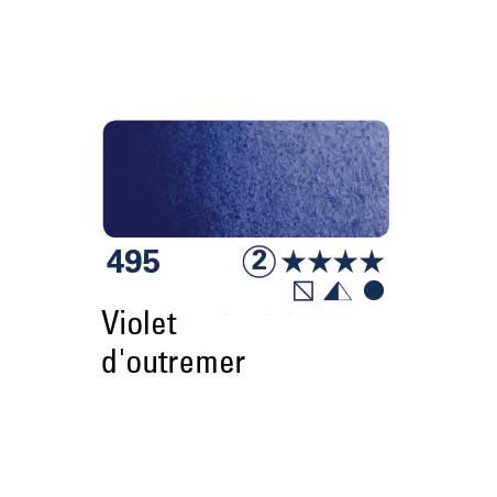 SCHMINCKE DEMI-GODET VIOLET D'OUTREMER S2