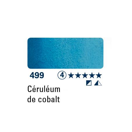 SCHMINCKE DEMI-GODET CÉRULEUM DE COBALT S4