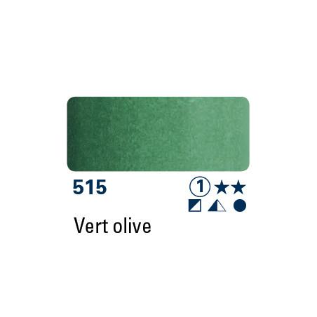 SCHMINCKE DEMI-GODET VERT OLIVE S1