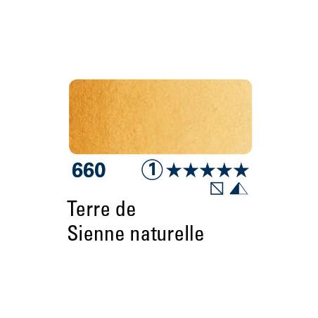 SCHMINCKE DEMI-GODET TERRE DE SIENNE NATURELLE S1