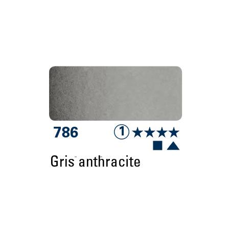 SCHMINCKE DEMI-GODET GRIS CHARBON DE BOIS S1