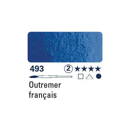 SCHMINCKE AQUARELLE HORADAM S2 493  5ML OUTREMER FRANCAIS
