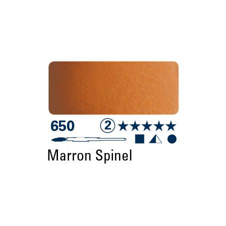 SCHMINCKE AQUARELLE HORADAM S2 650  5ML BRUN DE SPINEL