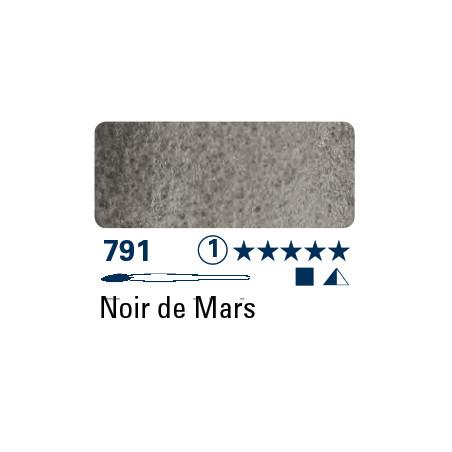 SCHMINCKE AQUARELLE HORADAM S1 791 1/2 GODET NOIR DE MARS