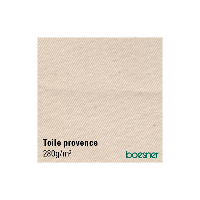Provence toile de coton brut 280g/m² en ballot