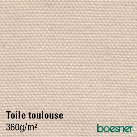 Toulouse toile de coton brut 360g/m² en ballot