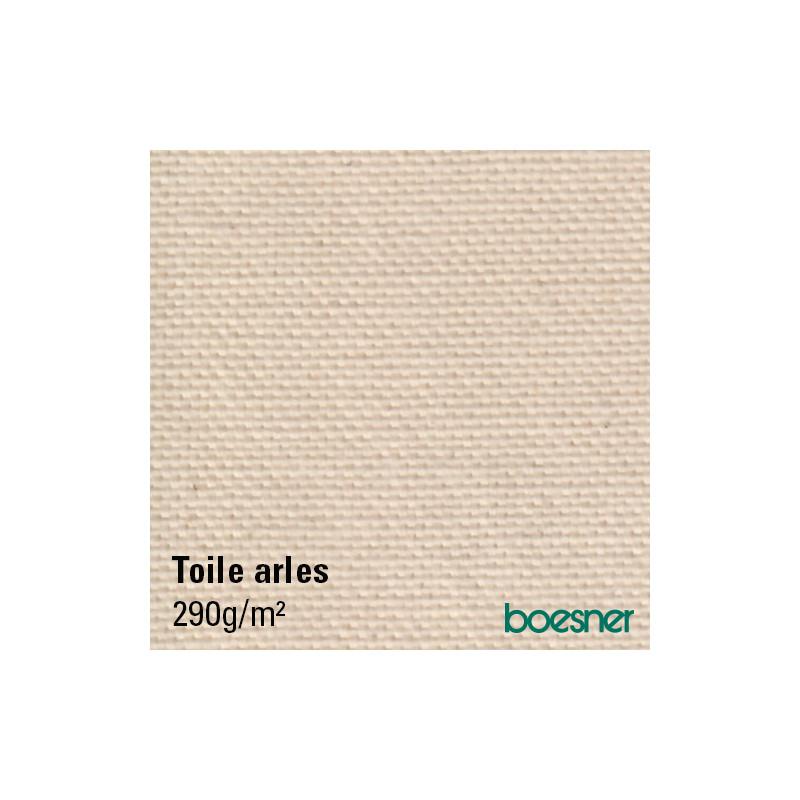 TOILE ARLES COTON BRUT 300G 4X10M