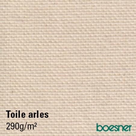 Arles toile de coton brut 290g/m² en ballot