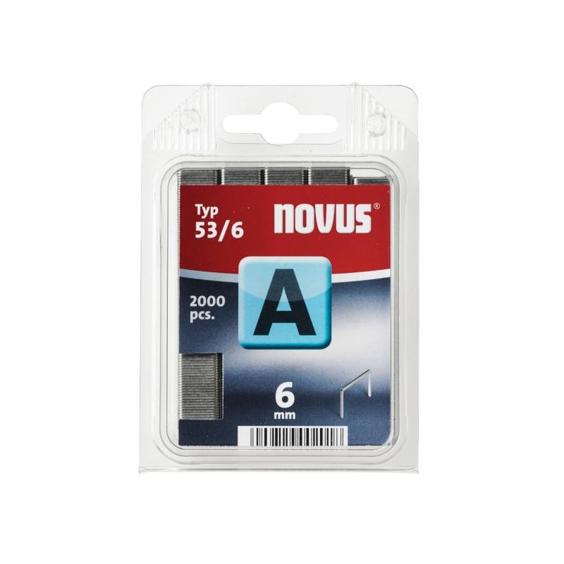 Agrafes Novus
