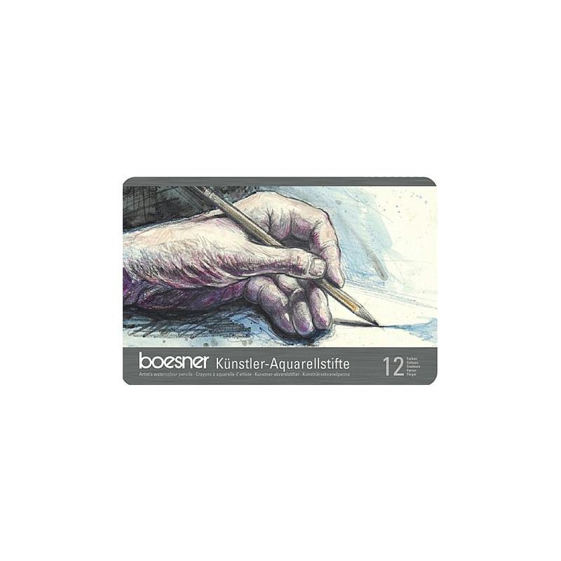 Set crayons aquarelle Boesner