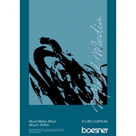 Papier Mix média Boesner