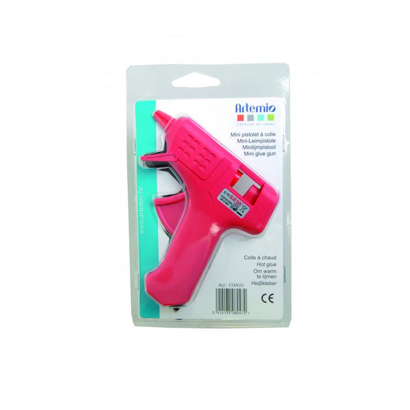 Mini pistolet à colle électrique