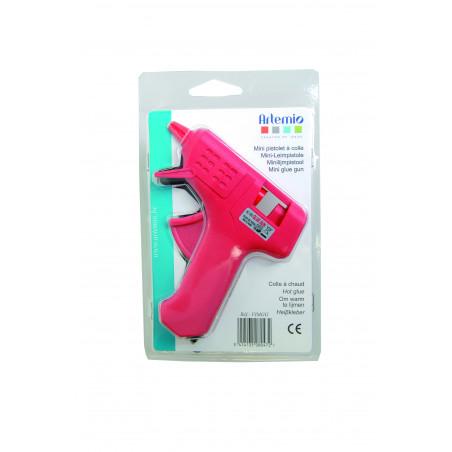 Mini pistolet à colle chaude électrique