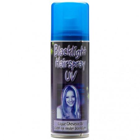 Vaporisateur fluorescent pour cheveux – Blacklight Hairspray UV
