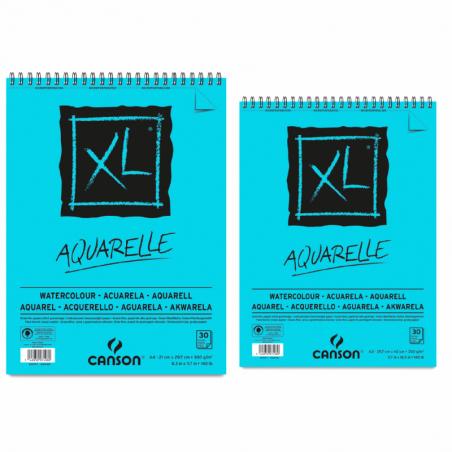 Bloc aquarelle XL Mixmedia 30 F
