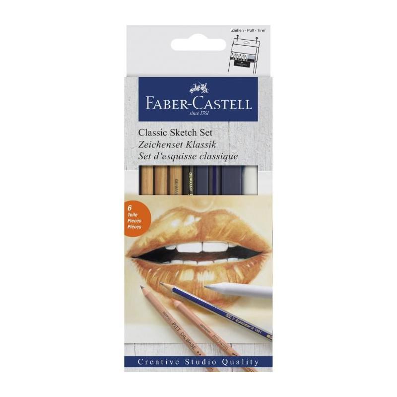 Set d'esquisse classique Faber Castell