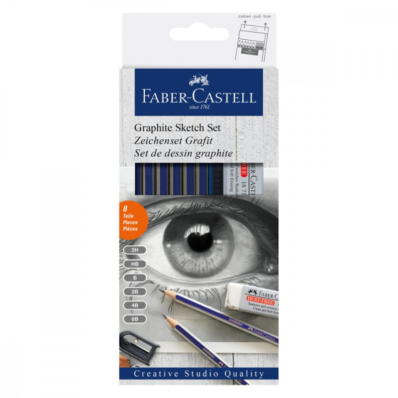 Set d'esquisse Sketch Faber Castell
