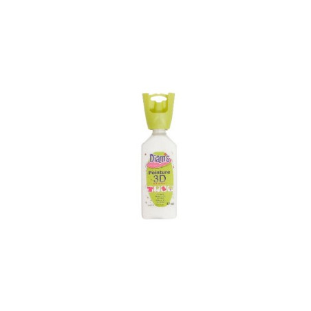 OZ DIAMS 3D, 37ML, BRILLANT BLANC