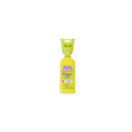 OZ DIAMS 3D, 37ML, BRILLANT JAUNE