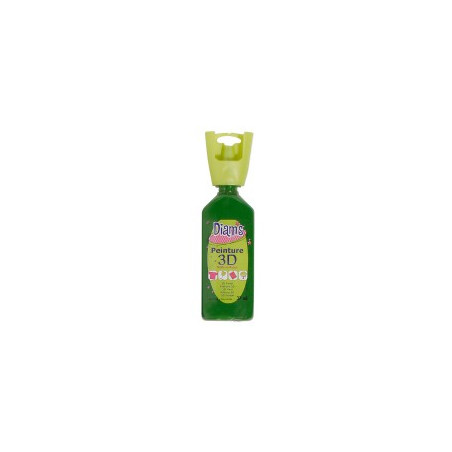 OZ DIAMS 3D, 37ML, BRILLANT VERT SAPIN