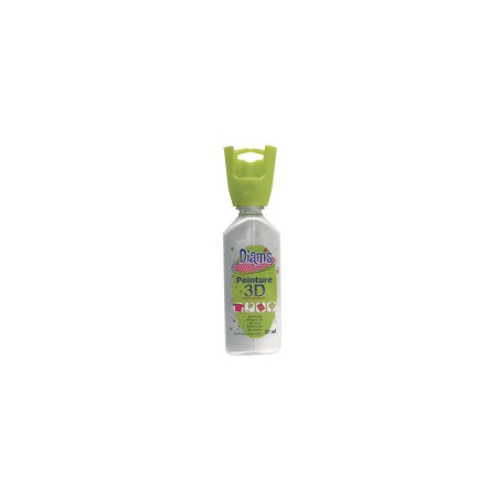OZ DIAMS 3D, 37ML, NACRE BLANC