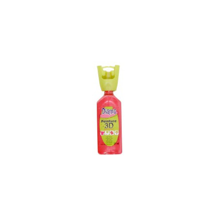OZ DIAMS 3D, 37ML, NACRE CERISE  ART SUP !!!!!!!!!!!!!!!!!!!!!!!!!!!