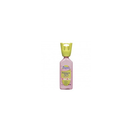 OZ DIAMS 3D, 37ML, NACRE VIEUX ROSE