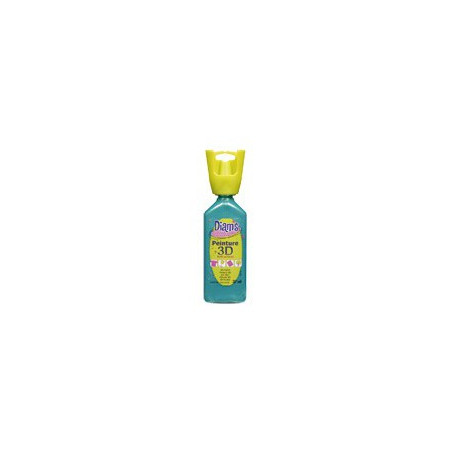 OZ DIAMS 3D, 37ML, NACRE BLEU TROPICAL