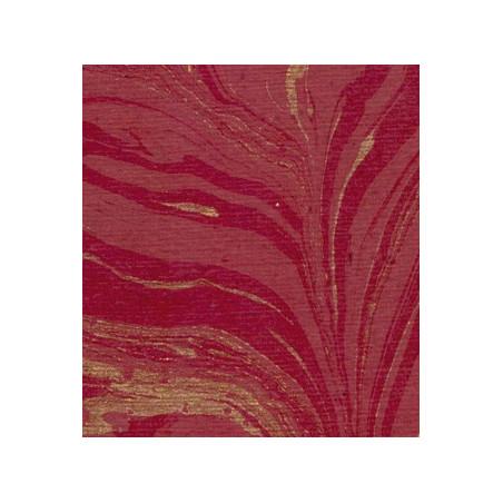 PAPIER TREE MARBRE 110G 50X70 N 600 BORDEAUX