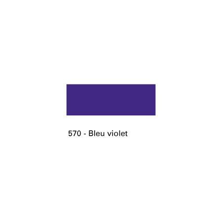 ENCRE TEXPRO 250ML 570 BLEU VIOLET SERIGRAPHIE SIEBDRUCKLAND