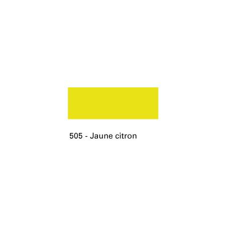 ENCRE TEXPRO 250ML 505 JAUNE CITRON SERIGRAPHIE SIEBDRUCKLAND