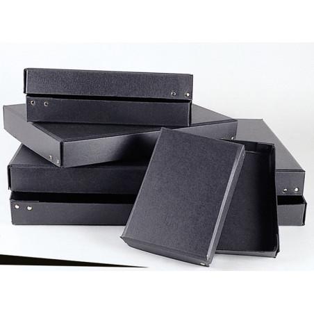 BLACK BOX ENV A4 10CM EPAISSEUR