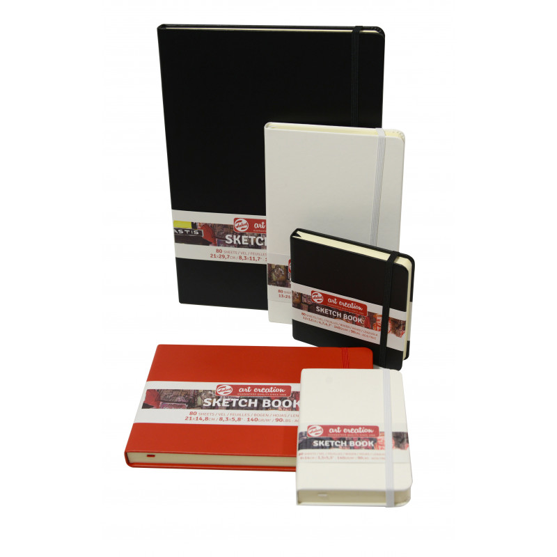 Carnet d'esquisse sketch book Talens
