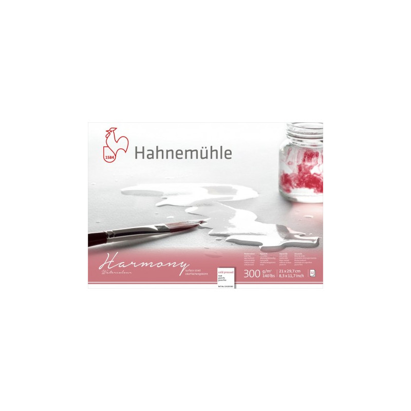 Papiers Aquarelle Harmony — 300g/m²