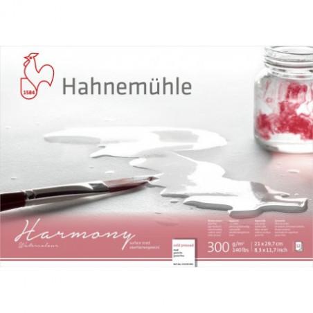 HAHNEMUHLE HARMONY BLOC A4 GFIN 300G