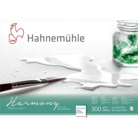 HAHNEMUHLE HARMONY BLOC A4 GSAT  300G