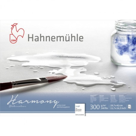 HAHNEMUHLE HARMONY BLOC A3 GT 300G