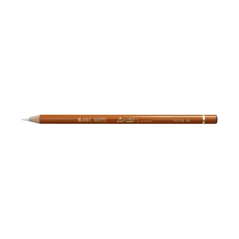 Crayon blanc — Conté à Paris