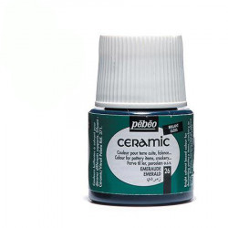 PEBEO CERAMIC 45ML EMERAUDE