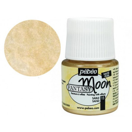 PEBEO FANTASY MOON 45ML SABLE