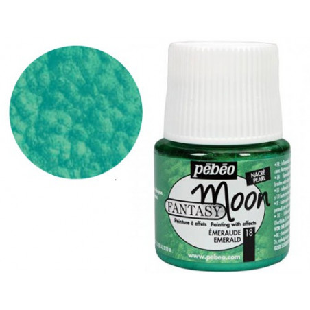 PEBEO FANTASY MOON 45ML EMERAUDE