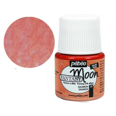 PEBEO FANTASY MOON 45ML SAUMON